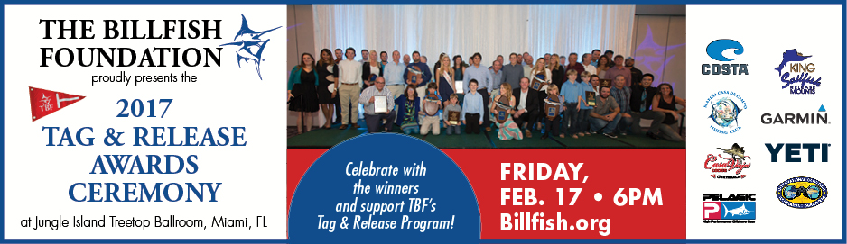 2017 TBF Tag & Release Ceremony