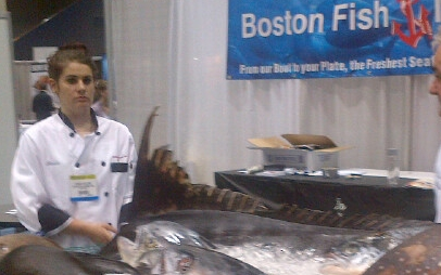 Pisces - Marlin at the Market