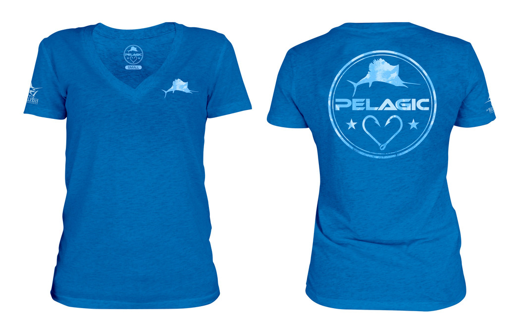 Pelagic Makai Ladies V Neck
