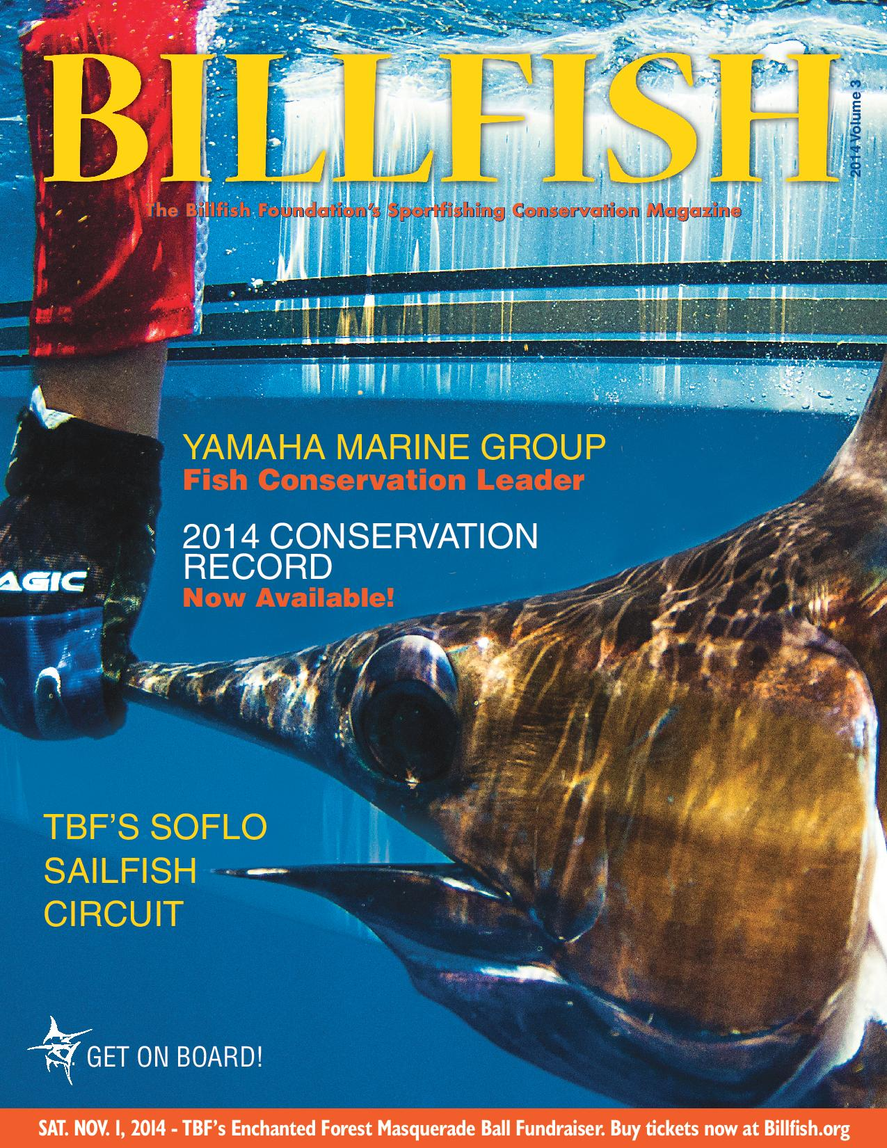 Billfish 2014 v3 cover