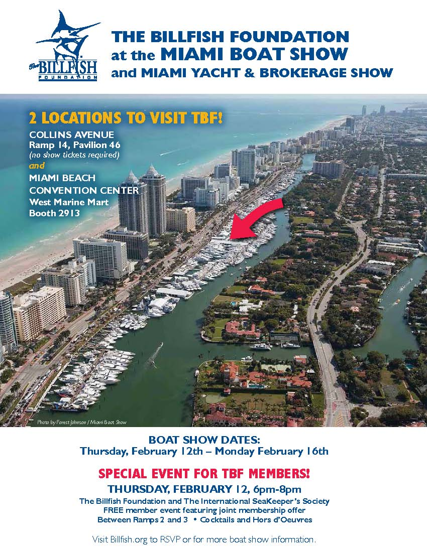 Miami Yacht & Brokerage Show Aerial